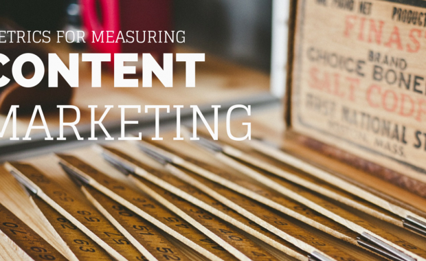 metrics for measuring content marketing