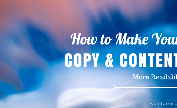 How To Make Your Copy & Content More Readable Image