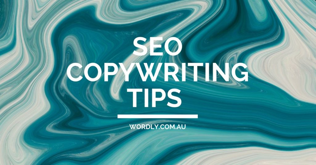 SEO Copywriting Tips Image