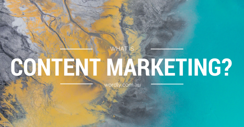 What Is Content Marketing? Image